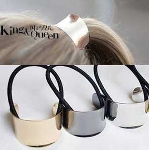 New Hair Accessories Wholesale and Retail Metal Semi-circle Hairbands PY059(China (Mainland))