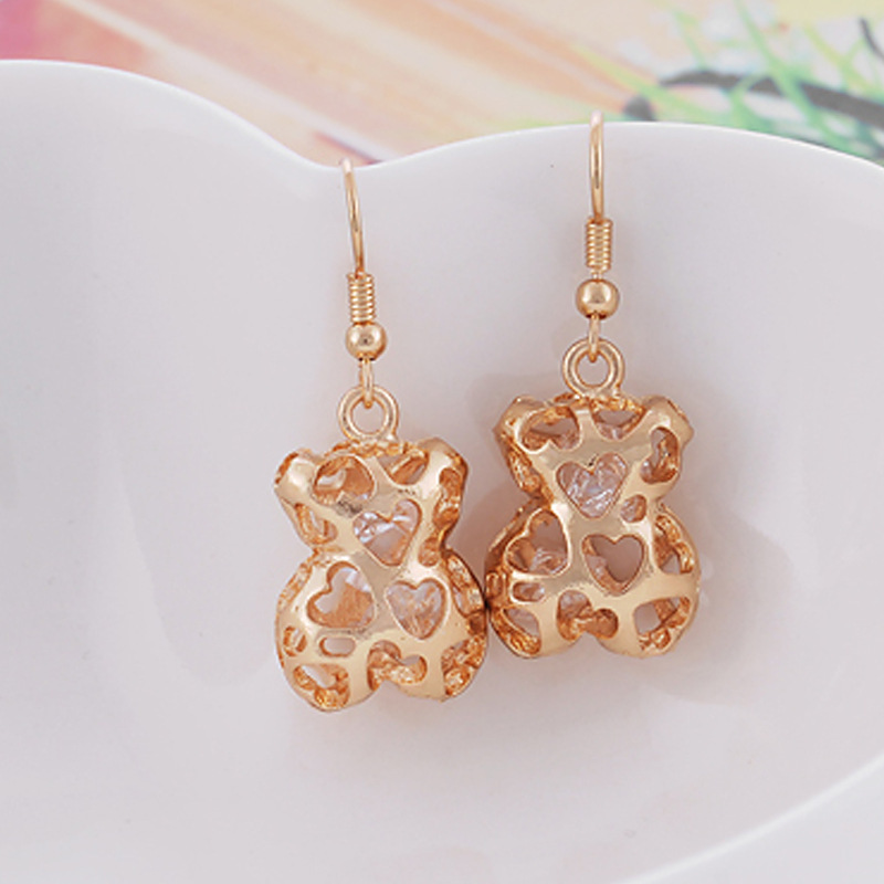 Buy famous brand jewelry earrings logo pendientes mujer for Jewelry stores in bear delaware