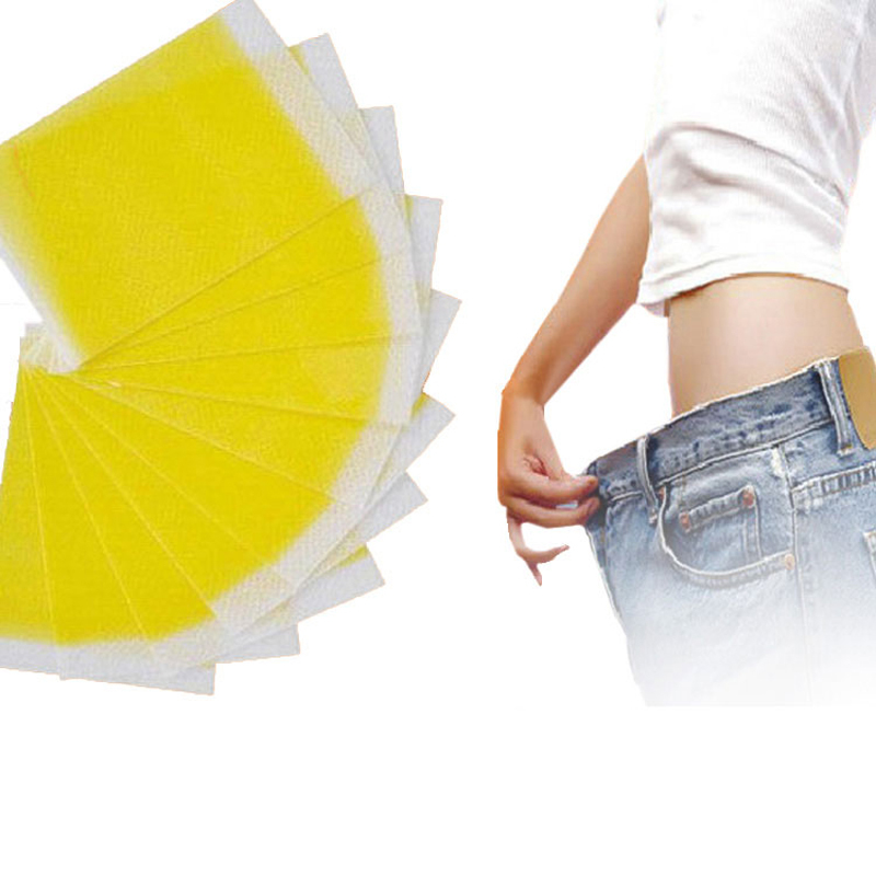 100Pcs The 3rd Generation Slimming Navel Stick Slim Patch Weight Loss Patch Slimming Patch Creams Burning Fat Lose Weight Health(China (Mainland))