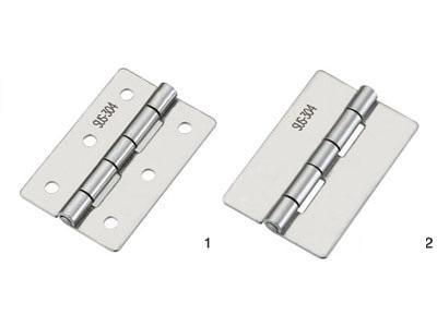 Stainless steel butterfly type hinge hinge hinge hinge network cabinet refrigerator freezer industry test box hinge hinge(China (Mainland))