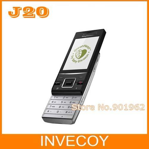 J20i Original Sony Ericsson Hazel j20 3G 5MP WIFI GPS Bluetooth Unlocked Cell Phone freeshipping(China (Mainland))