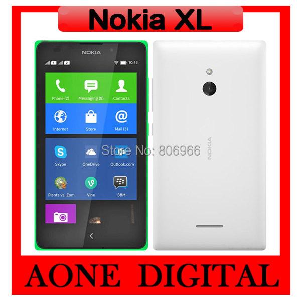 Original Unlocked Nokia XL RM1030 5Mp Camera Dual Core Dual sim Smart Cell phone(China (Mainland))