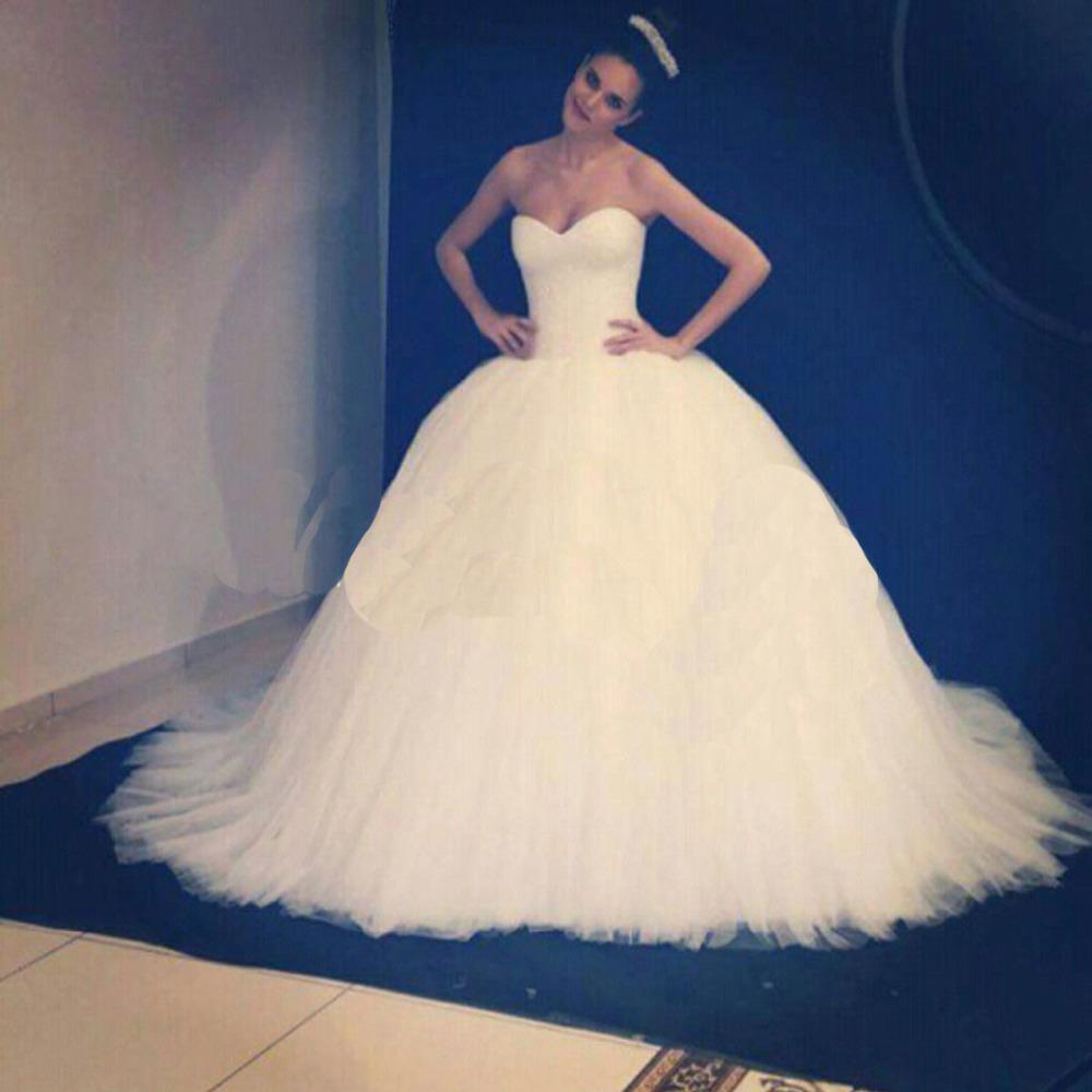 Лиф кружево бальное платье свадьба платья Vernassa Vestido Novia Casamento невесты свадьба платье