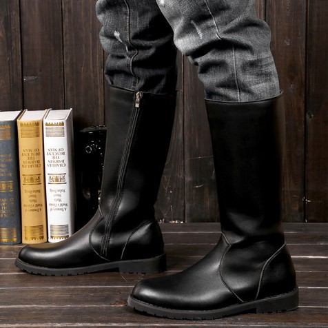 boots length Picture - More Detailed Picture about Autumn winter ...