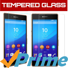 9H Screen Protector Tempered Glass sFor Sony Xperia Z4 ( Z3 Plus / Z3+ ) E6553 E6533 Glass Film Verre Trempe For Sony Xperia Z4