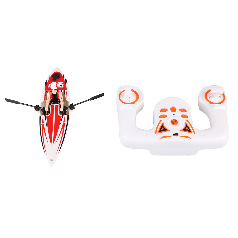 Speed 2.4Ghz Radio Remote Control Electric RC Racing Boat Speedboat Children Toy(China (Mainland))