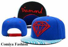 New autumn fashion bones diamond supply co men hip hop baseball cap snapback casual sun hat for women rock casquette trukfit(China (Mainland))