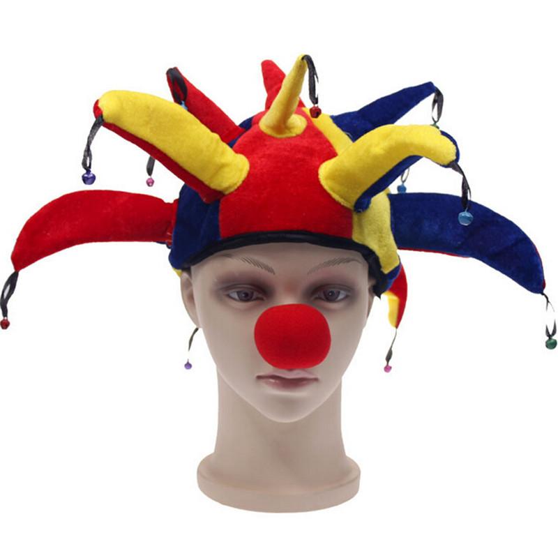 Шапка клоуна