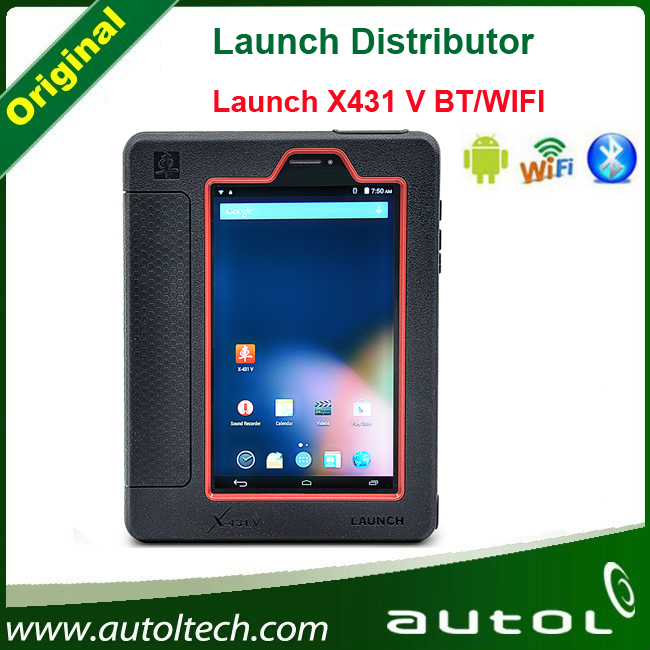 2016 Hot 2016 HOT SELLING!Launch x431 V Scanner X431 launch diagun 5 wifi/bluetooth+online update+multi-language on promotion(China (Mainland))
