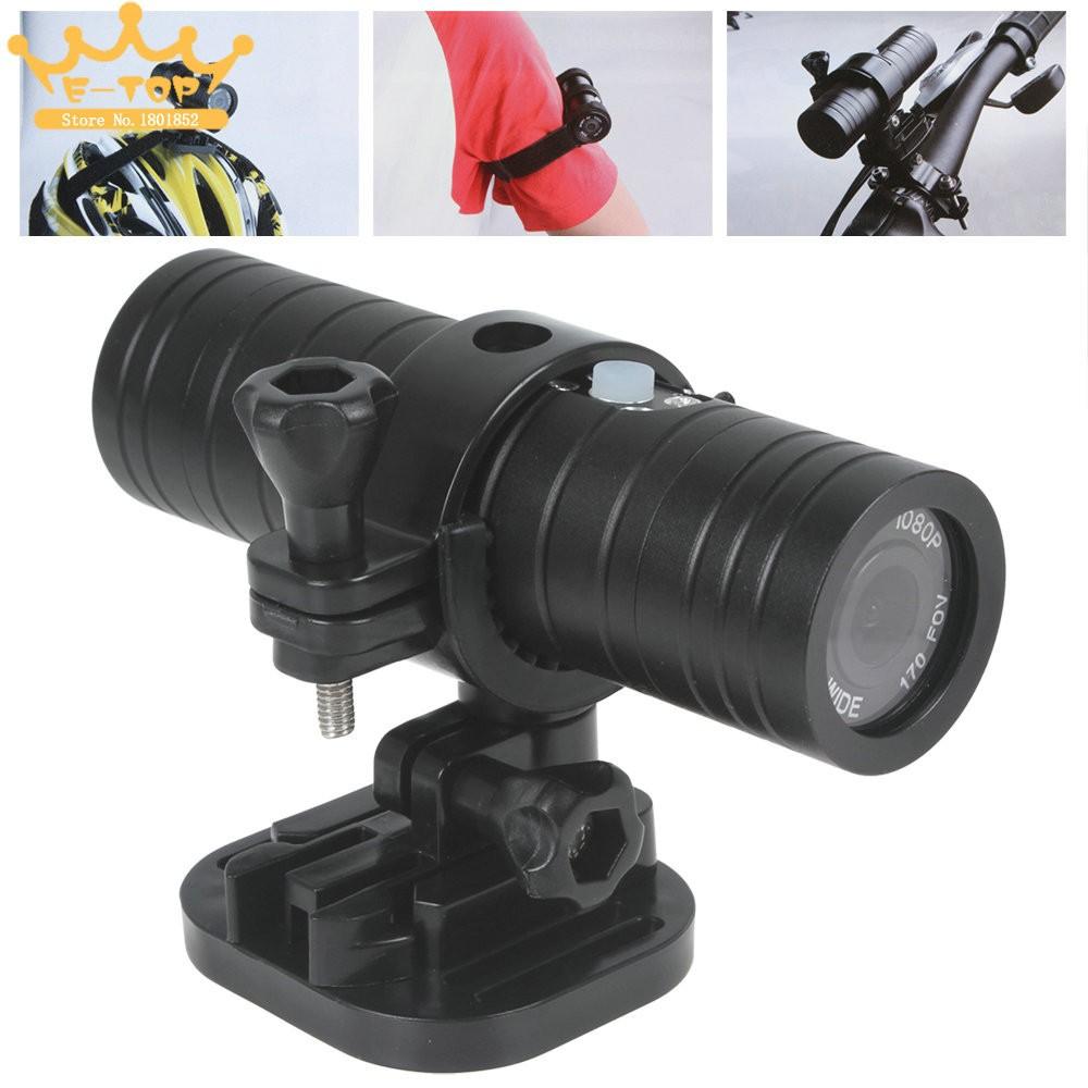 10pcs SJ2000 Waterproof Sport Camera 12MP Full HD 1080P Bike Mount DVR Helmet Action Camera Sports Camcorder Video Recorder