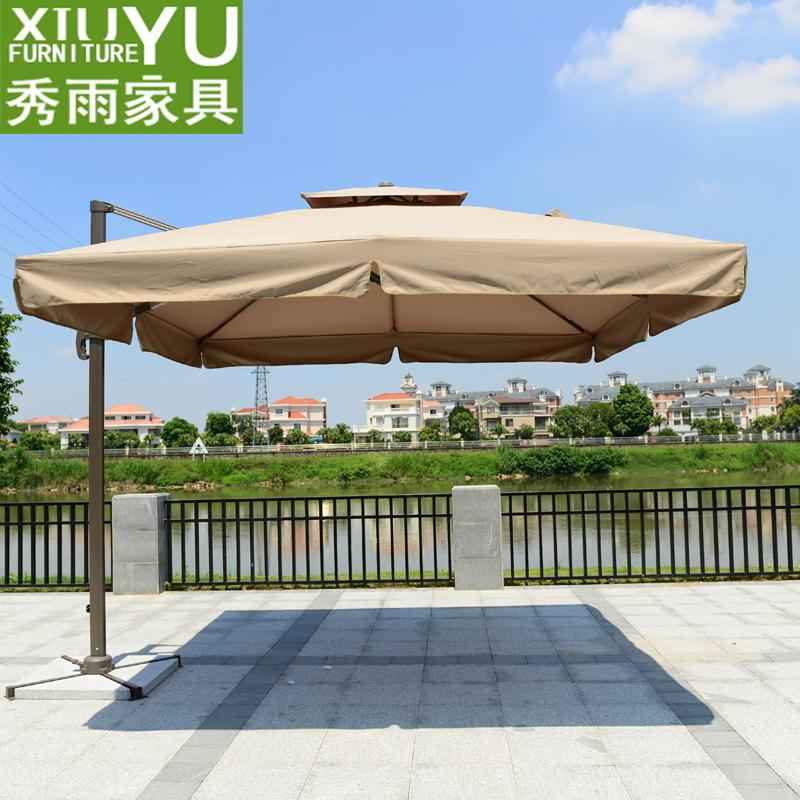 Double Top Rome show rain umbrella outdoor patio garden furniture umbrellas large beach<br><br>Aliexpress