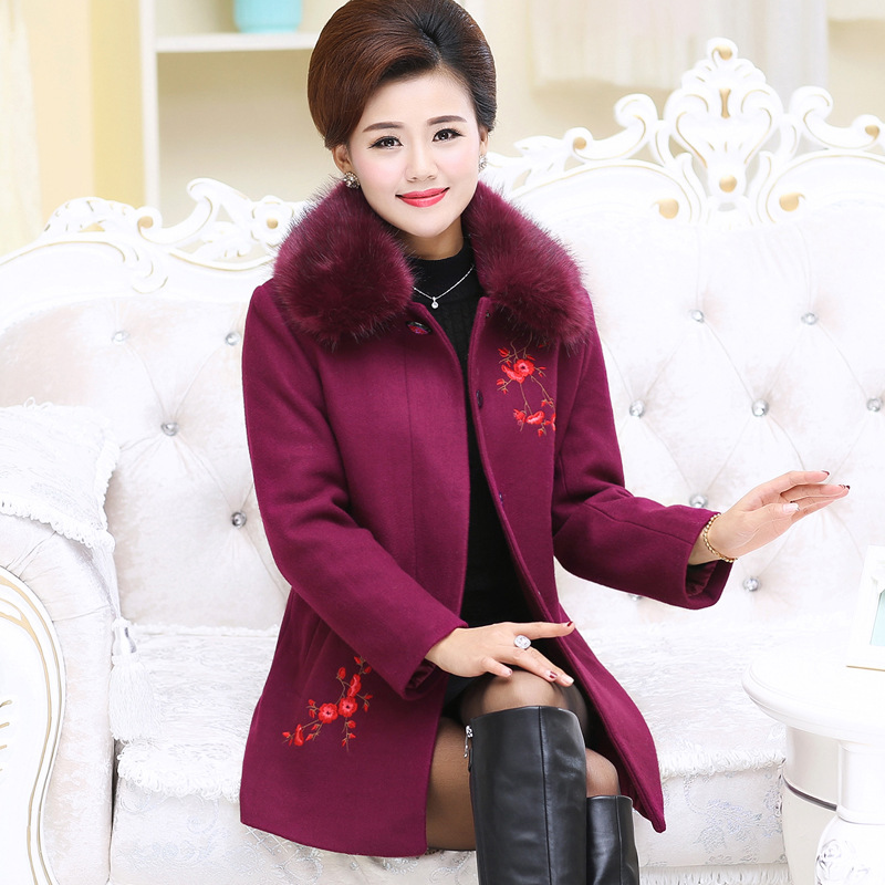 Compare Prices on Ladies Brown Wool Coat- Online Shopping/Buy Low