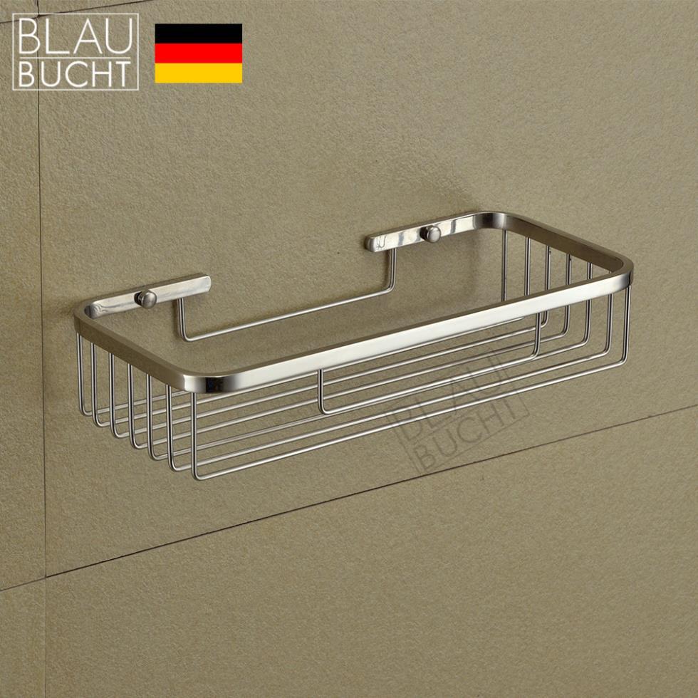 stainless steel bathroom shelves blaubuc for ht basket 304. Black Bedroom Furniture Sets. Home Design Ideas