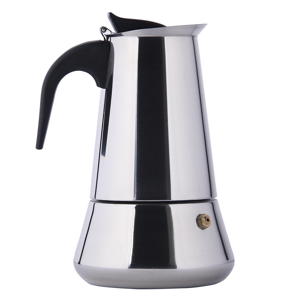 bialetti inoxpran s supplier 4cup italian stove top moka espresso coffee maker percolator pot