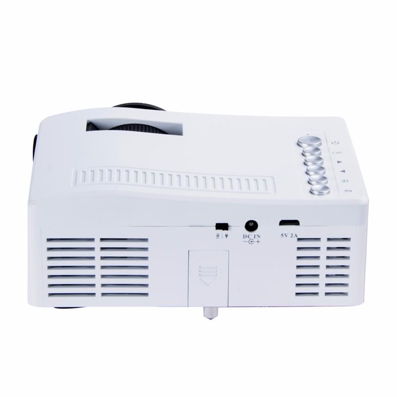 Newest original unic uc18 projector mini pico portable 3d for Smallest pico projector 2016