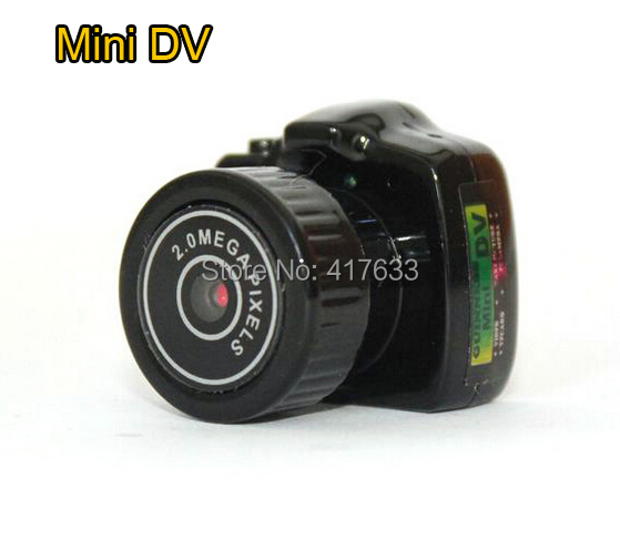Smallest Mini HD 720P Spy Digital DV Camera Video Recorder Camcorder Y3000 - NOVOXY TECHNOLOGY LIMITED store