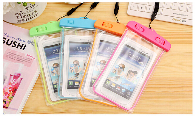 Best price PVC Waterproof Diving Bag For Mobile Phones Underwater Pouch Case For iphone 4s/5s/6/6plus 50pcs(China (Mainland))
