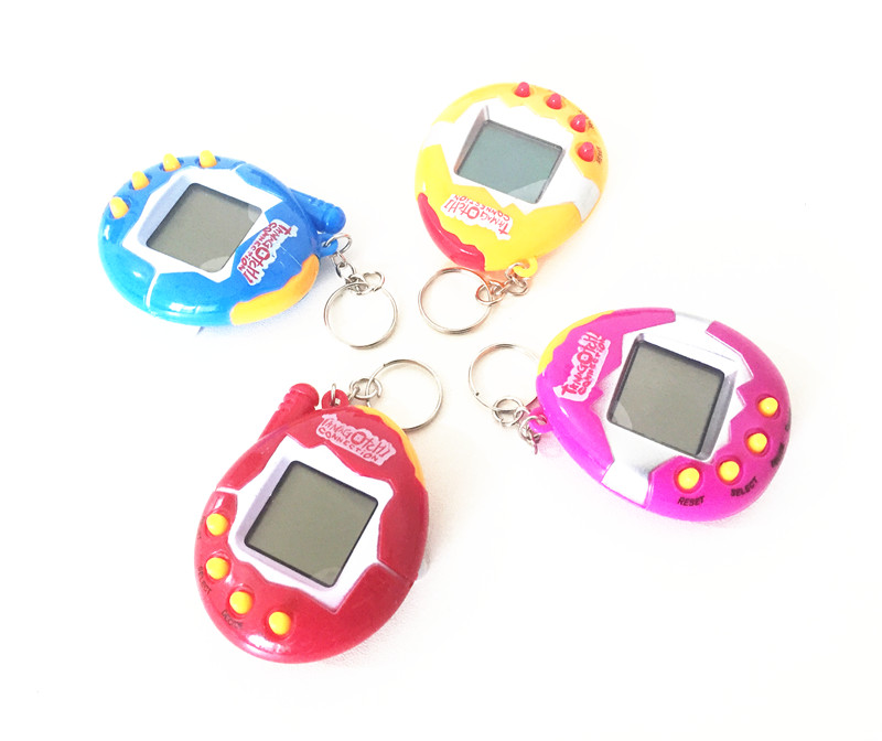 Hot Electronic pet 90S Nostalgic 49 Pets in One Virtual Cyber Pet Toy Funny YHB