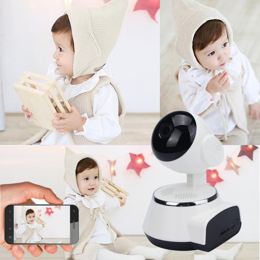 2015 Rosonse Alarm Wireless Camera Baby Care Monitor Safety Security WIFI Night Vision Audio Video Baby Monitors(China (Mainland))