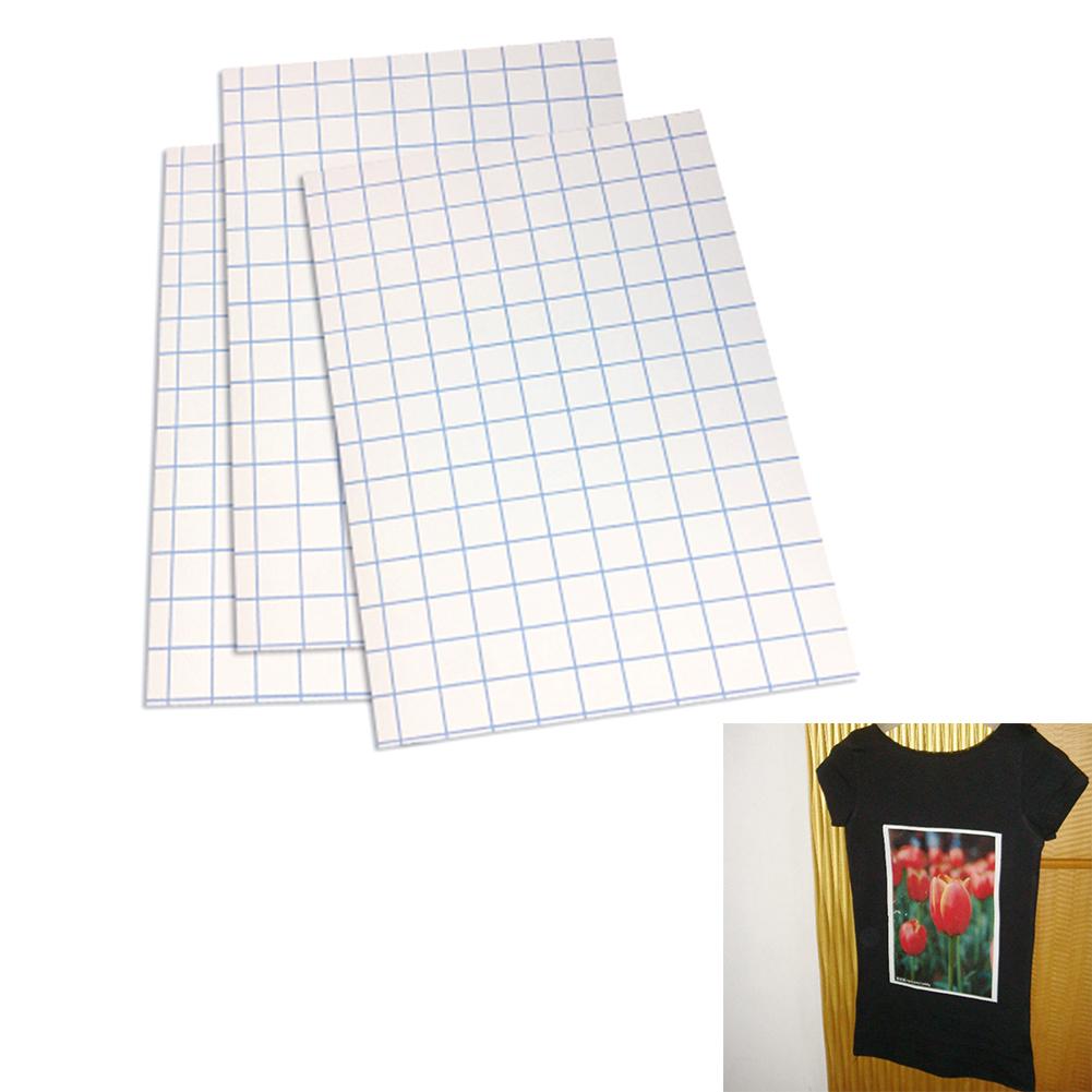 10 шт железа на для легких тканей A4 передачи Бумага печати листов футболка - 11.11_Double aeProduct.getSubject()