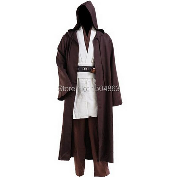 vader terry jedi accappatoio per gli uomini mantello costume jedi ...