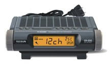 new style Tecsun CR-200 digital tuning RADIO FM / AM / TV Receiver Stereo Radio ATS CLOCK