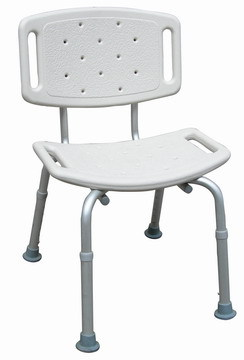 Wholesale Health Care Stools Bath Bench Bathroom Stool With Back Household Products Ottomans POLY Medical LK4011(China (Mainland))