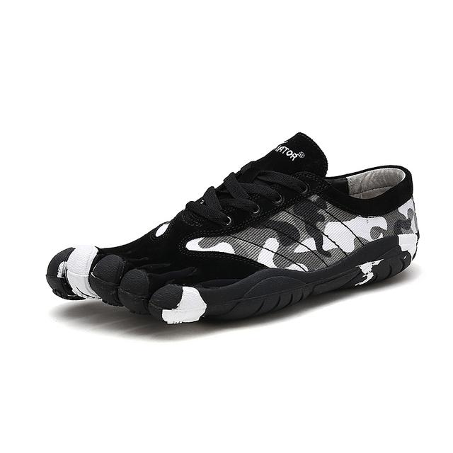Five Fingered Trekking Sneakers