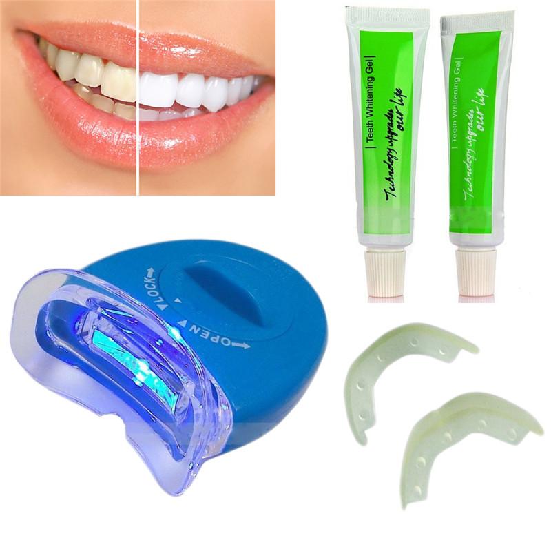 Original White Light Tooth Whitening Teeth Whitening Gel Whitener Dental White Tooth Brightening Tooth Bleaching Whitening Lamp