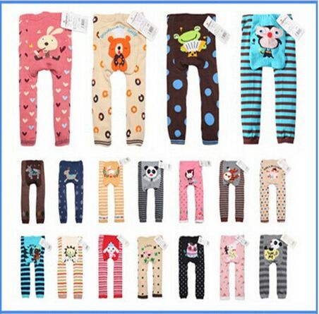 Baby Clothing Winter Elastic Cartoon Baby Toddler Cotton PP Pants Busha Warm Unisex Baby Tights Kids Designer Leggings <br><br>Aliexpress