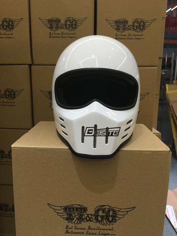 Motorcycle Helmet Japan Thompson Halley Knight Helmet motorcycle helmet retro the Four Seasons can be use(China (Mainland))