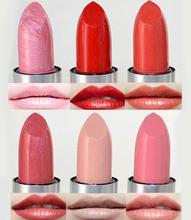 Hot New Arrival  Free Shipping Make-up Beautiful Lipstick Lip Rouge Lip Stick Women Gloss Nourishing Moisturizing Lipstick(China (Mainland))