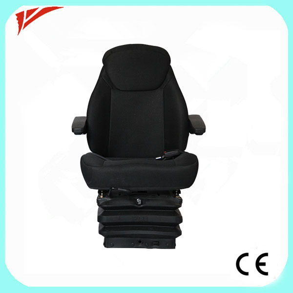 Luxury suspension special turning fully flat agriculture machine seat(China (Mainland))