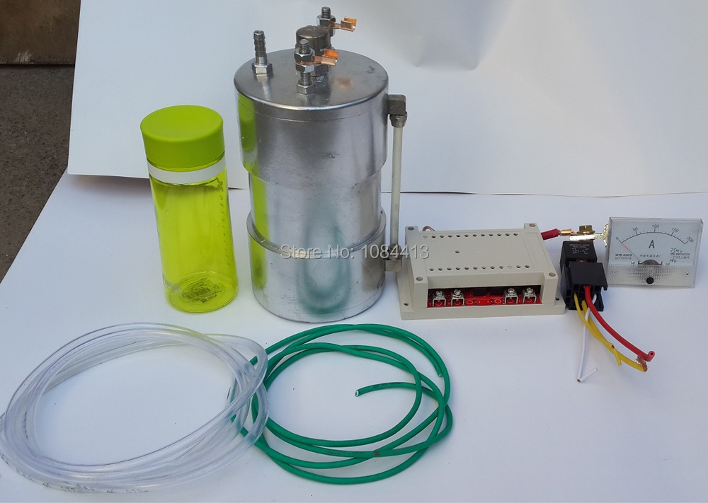 HHO hydrogen generator as fuel saver for car, truck and electricity generator set, Model1000(China (Mainland))