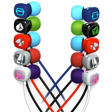 Ue100 ultimate ears ue earphones package
