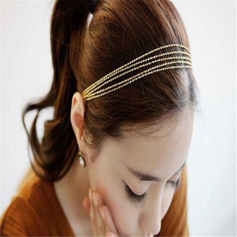 Fashion head chain hair jewelry jewelry headband hair accessories chain for women wedding chinese jewellery accesories headbands(China (Mainland))