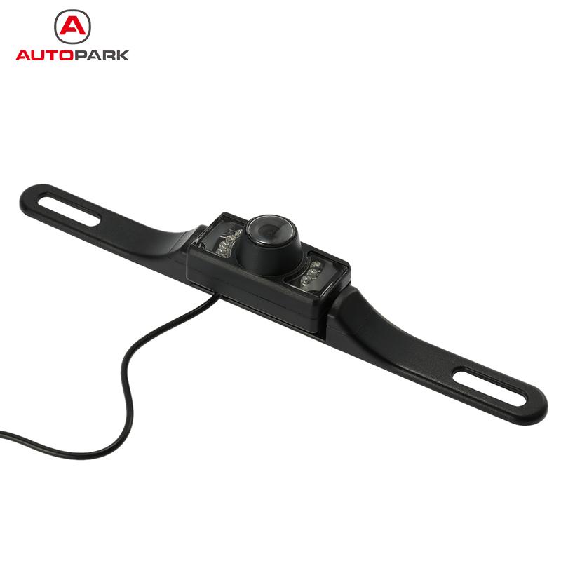 Professional Car Rear View Camera Waterproof CCD Parking Camera Car Backup Reverse Camera for Auto Vehicle Parking(China (Mainland))