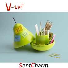 free shipping 1pc Creative household products fruit type c15.8*18 cm used to collect small objects organizer(China (Mainland))