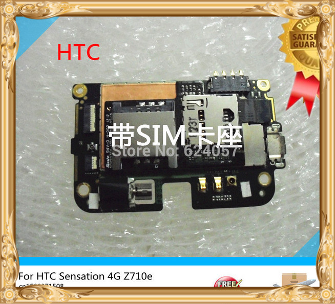100%Good quality Original Motherboard For HTC Sensation 4G Android Z710E Mainboard Board Free Shipping W tools<br><br>Aliexpress