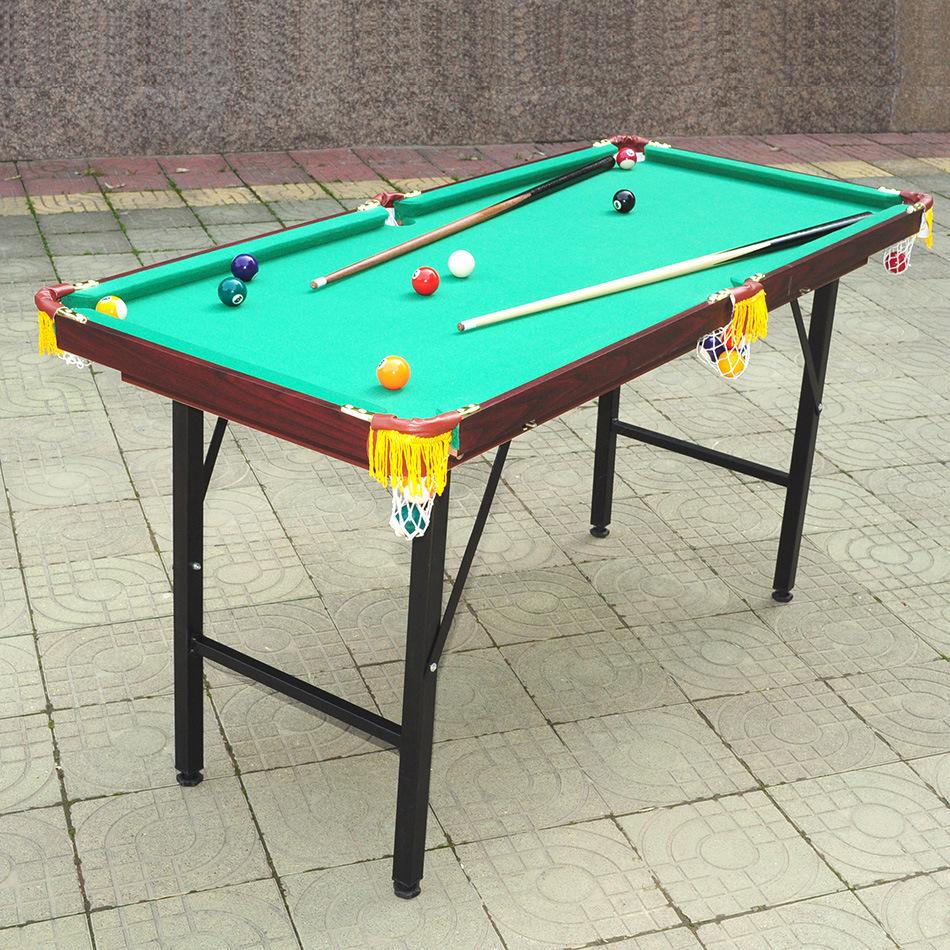 1 2 kids mini desktop pool table set lifting folding billiard table tabletop pool table in. Black Bedroom Furniture Sets. Home Design Ideas