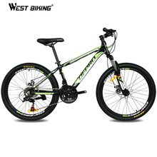 21 Speed 24 Inch 9-13 Years Old Students Mountain Bike for Shimano Brake Gear MTB Professional Double Disc Brake Cycling Bicycle(China (Mainland))