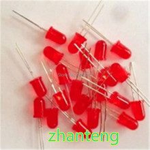 Free shipping 1000pcs 5MM Red LED light emitting diode F5mm Red LED Round(China (Mainland))