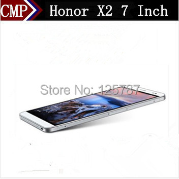 DHL Fast Delivery HuaWei Honor X2 Mediapad X2 4G FDD LTE Cell Phone Kirin 930 Android 5.0 7 Inch IPS 1920X1200 3GB/32GB 13.0MP(China (Mainland))