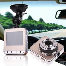Car Rearview Mirror 2.4 Inch 140 Degree Wide Angle RH-C2 G-sensor Night Vision Car HD DVR Dash Camera Road Video Recorder(China (Mainland))