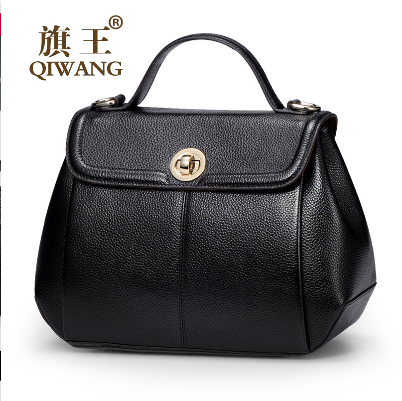 Leather women bags single shoulder bag style restoring ancient ways is contracted aslant ladies handbags <br><br>Aliexpress