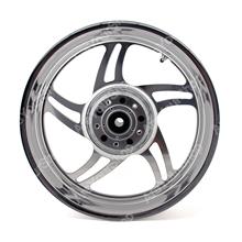 Rear Wheel Rim For TRIUMPH Thunderbird T-Bird 1600 2009-2014 Silver(China (Mainland))