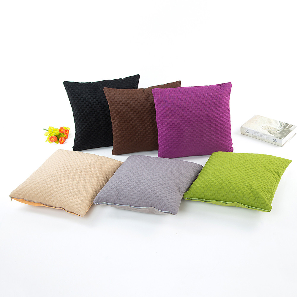high quality washable throw pillow covers promotionshop for high  - pillow waist throw cushion home cover case xcm removable washablepolyester perfect for coffee shop library book store