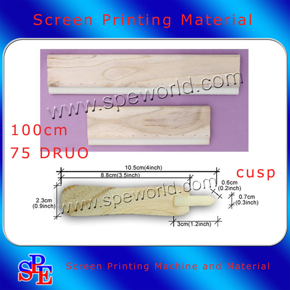 Cheap and Discount Silk Screen Printing Squeegee 100cm (40inch) CUSP 75 Duro Ink Scaper Tools Materials(China (Mainland))