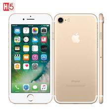 Buy Unlocked Apple iPhone 7 Brand mobile Phone 2GB RAM 32/128GB/256GB ROM IOS 10 LTE 12.0MP Camera Quad-Core Fingerprint iphone7 for $651.04 in AliExpress store