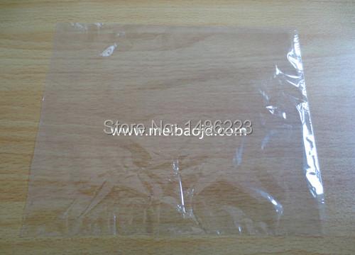 100PCS/lot, clear POF heat shrink bag plastic bags heat shrink bags pof shrink film, 20X20cm(China (Mainland))